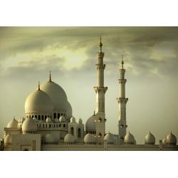 Tableau Islam - Mosquée Sheikh Zayed