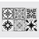 Stickers Carrelage - Azulejos