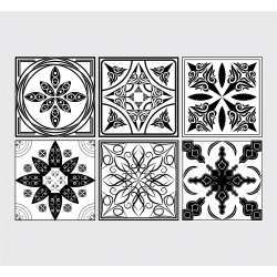 Stickers Carrelage - Azulejos