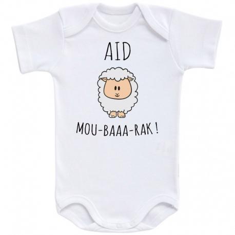 Body Bébé - Aïd Moubarak