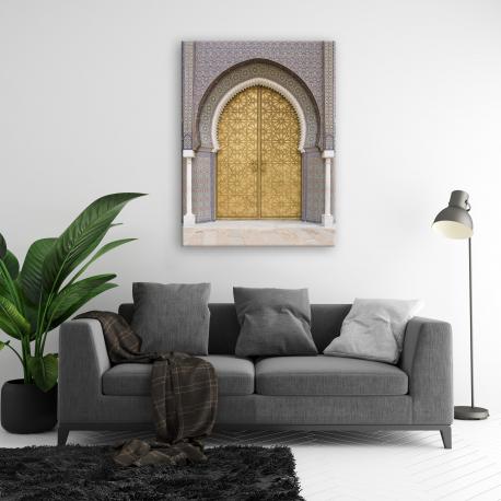 Tableau Oriental - Portes Marocaines