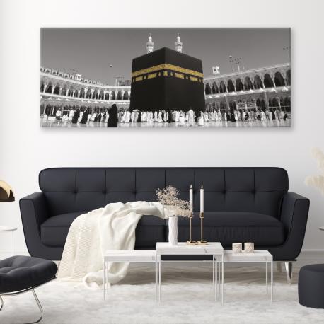 Tableau Islam - Panorama Makkah