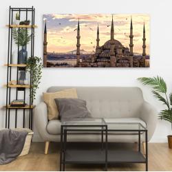 Tableau Islam - Mosquée Bleue