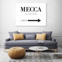 Tableau Mecca Medina